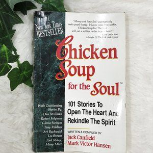 Chicken Soup For The Soul Paperback Book